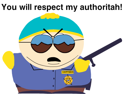 eric cartman from south