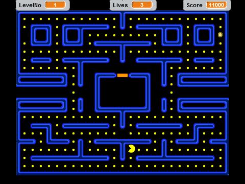 Flash Pacman Cheats
