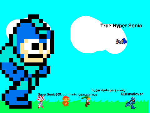 The gallery for --> True Hyper Sonic