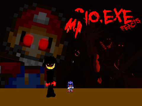 Based on: Mario.exe is with Sonic.exe and SharkyDude143.exe by