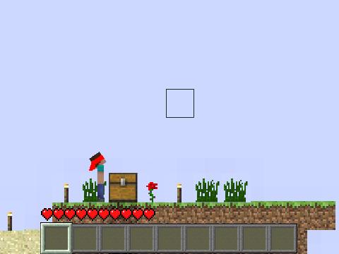 Paper minecraft 2d oyna - d