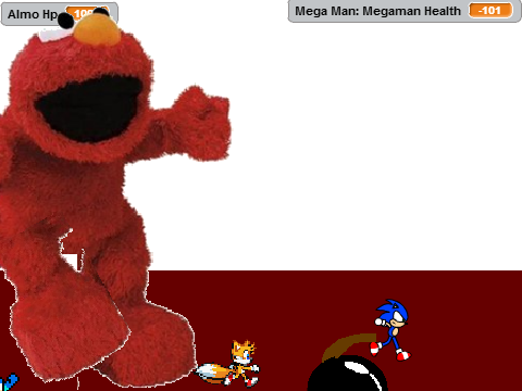 hug me elmo instructions