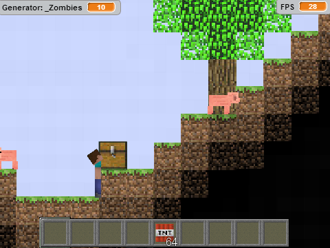 minecraft图片