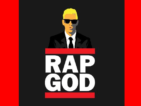eminem rap god remix
