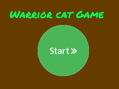 Warrior Cats Survival Game The Fate Of The Warriors Is In ...