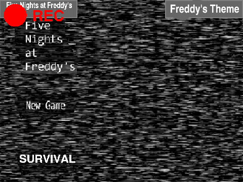 Five nights at freddy s play at your own risk on scratch