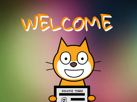 welcome to scratch! remix