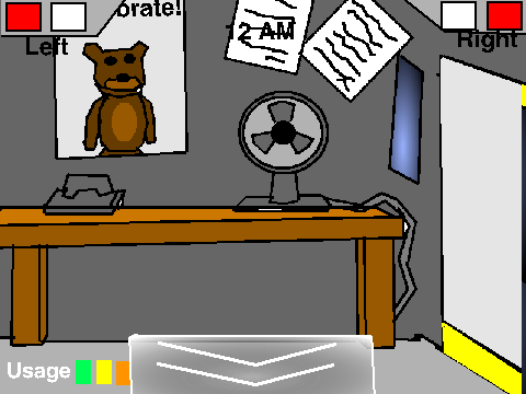 Based on five nights at freddy s 2 scratch edition v1 7 5 by coche60
