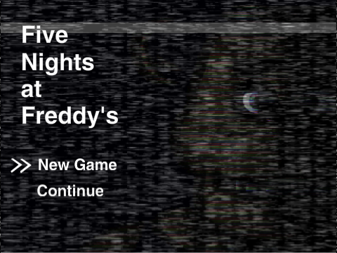 Five nights at freddy s demo 1 1 on scratch