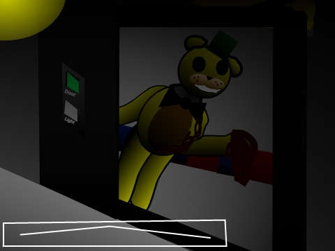 Based on fnaf mep turn the lights off remix by lostbanette