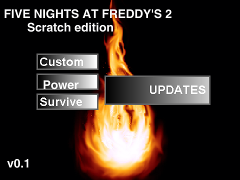 Five nights at freddy s 2 scratch edition on scratch