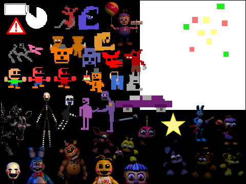Project five nights at freddy 180 s 2 scene creator by dr robotnick18