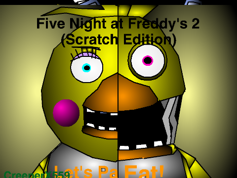 scratch 5 nights at freddys 2 game