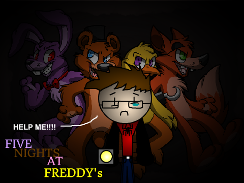 Five nights at freddys aww on scratch