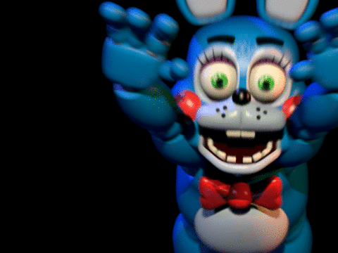 Five nights at freddy s 2 toy bonnie jumpscare on scratch