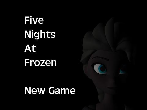 Scratch Five Nights At Frozen