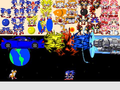 Sonic Exe Scene Creator Online Games