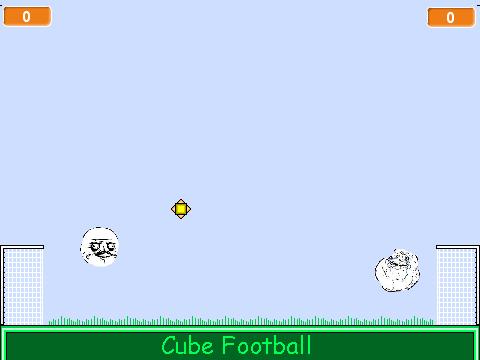 Cube Football by Mattawest