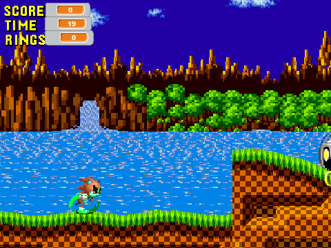 Sonic exe engine play as sonic exe no normal eyes on jump on scratch