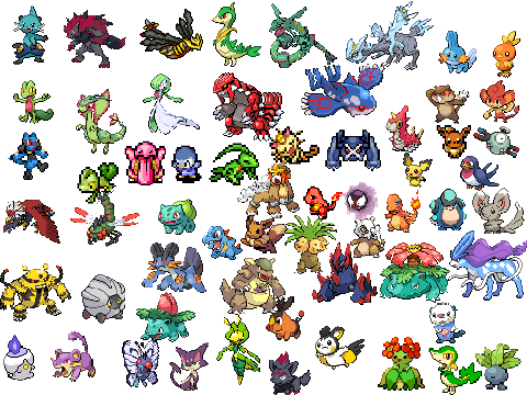 All Mega Pokemon Coloring Pages Images