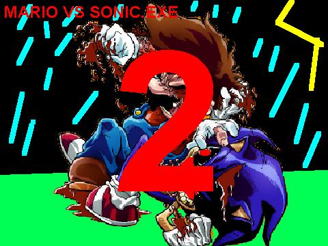 Mario vs sonic exe 2 on scratch