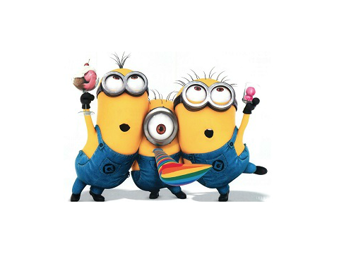 Despicable Me Birthday Cards 3