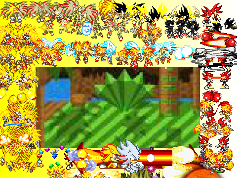 Sonic vs nazo scene creator v3 on scratch