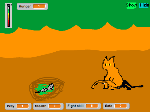 warrior cats games online free no download