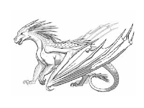 Wings of fire my cc entry on scratch for Wings of fire coloring page