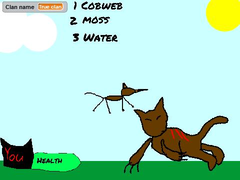 Original project warrior cat clan maker by biggirlc