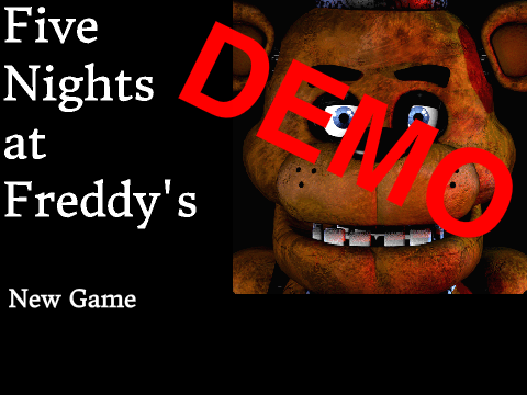 5 nights at freddys 2 scratch demo