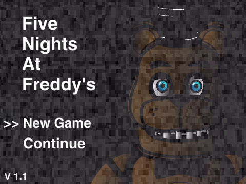 5 nights at freddys demo on scratch