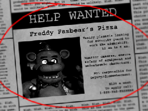 Five nights at freddys 4 free play unblocked gameplay trailers com