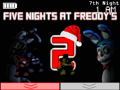 Five nights with freddy 2 on scratch