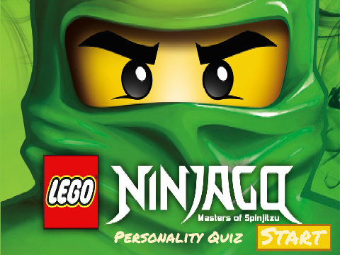 Ninjago dating quiz