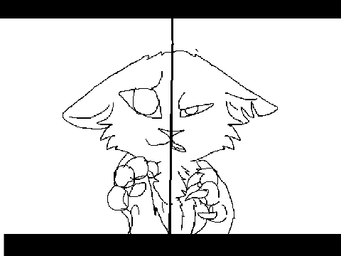 Alpha Ribose likewise Fighting Rooster Silhouette additionally Permanent Collections furthermore Evil Warrior Cat Lineart as well Somatotypes. on symbols of fighting back