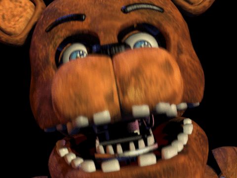Original project freddy jumpscare by spongevan