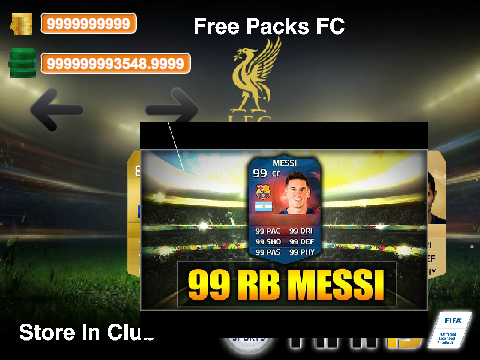 how to get free packs on fifa 15
