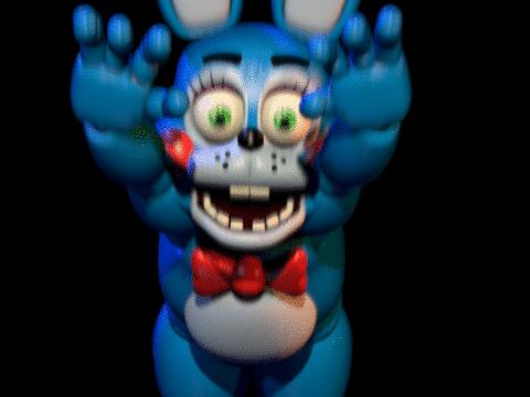 Toy Bonnie Jumpscare Remix On Scratch