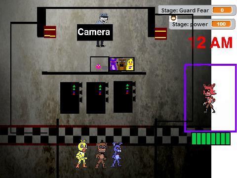 Fnaf 2 Multiplayer Scratch