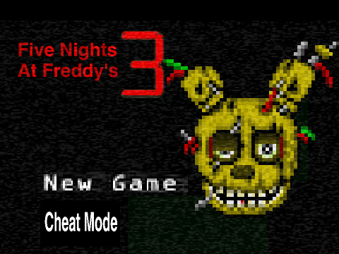 5 nights at freddys 4 demo on scratch