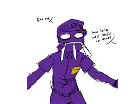 Original project purple guy tribute get ready to die by phoneguy