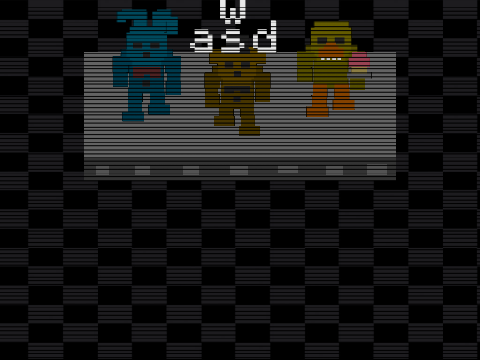 Project fnaf 3 minigame 1 just the stage so far by crazy freddy fan