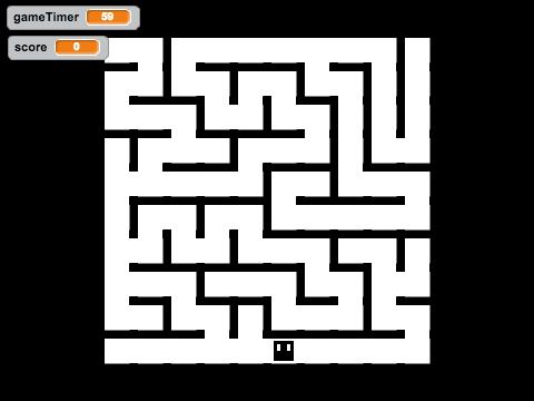 scratch maze game instructions