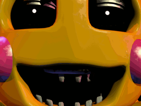 Toy Chica Jumpscare! on Scratch