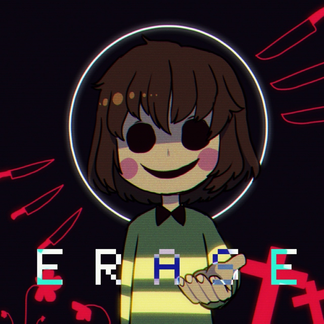 Chara (Undertale) replaces Saitama (One Punch Man) from